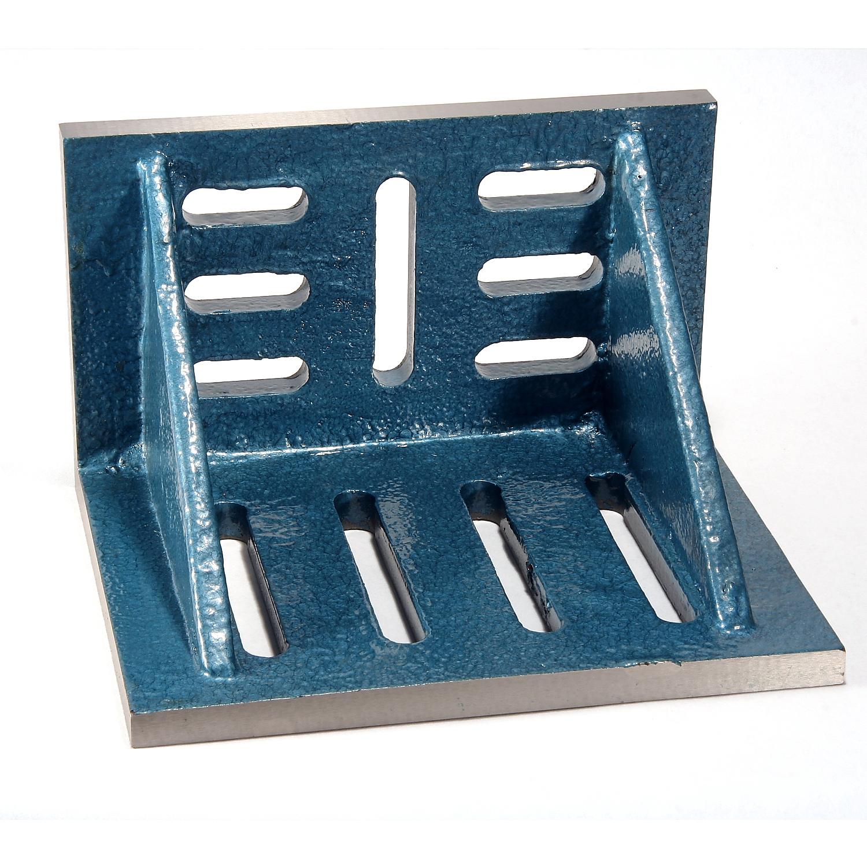 Winkel für CNC-Bearbeitung Spannwinkel Aufspannwinkel 254 mm x 203 mm x 152 mm